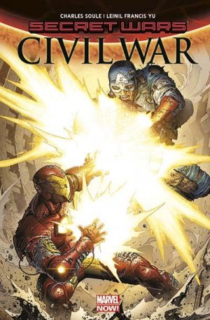 Secret Wars - Civil War édition TPB hardcover (cartonnée)