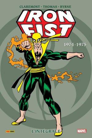 Iron Fist édition TPB Hardcover - L'Intégrale