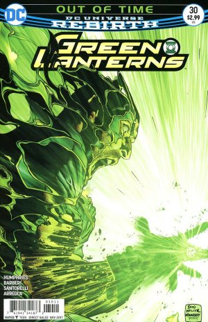 Green Lanterns # 30 Issues V1 (2016 - Ongoing)