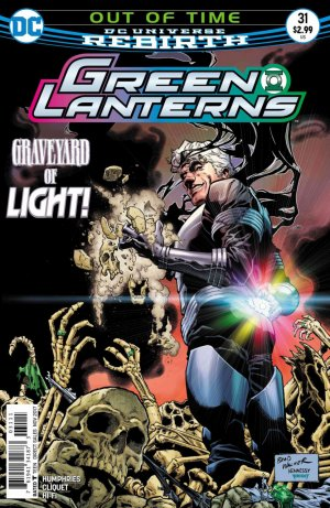 Green Lanterns # 31 Issues V1 (2016 - Ongoing)