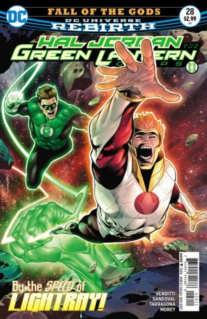 Green Lantern Rebirth # 28 Issues (2016-2018)