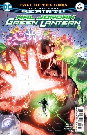 Green Lantern Rebirth # 29 Issues (2016-2018)
