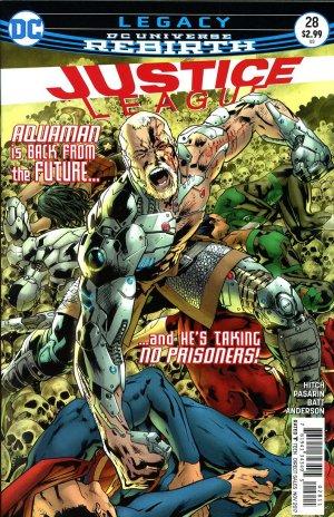 Justice League # 28