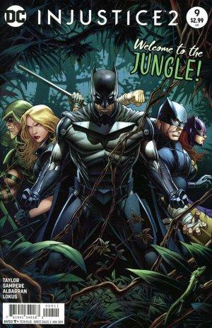 Injustice 2 # 9 Issues V1 (2017 - en cours)
