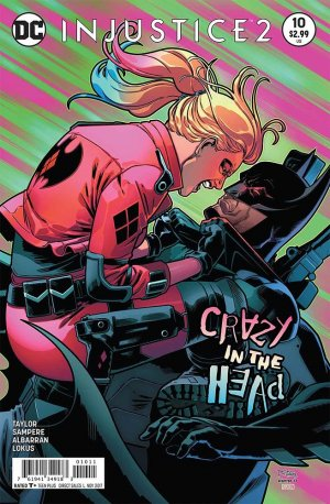 Injustice 2 # 10 Issues V1 (2017 - en cours)