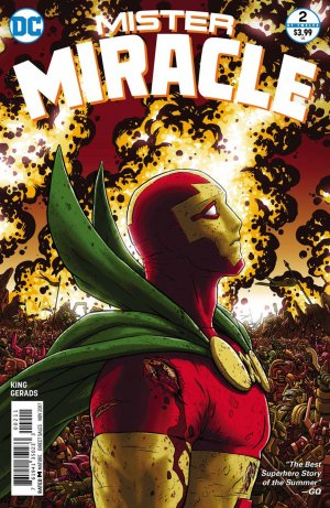 Mister Miracle # 2 Issues V4 (2017 - 2018)
