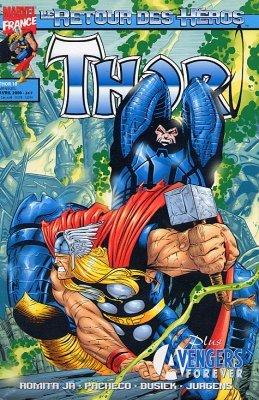 Avengers Forever # 10 Kiosque V1 (1999 - 2000)
