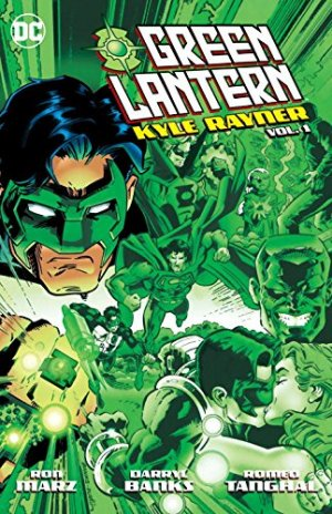 Green Lantern - Kyle Rayner édition TPB softcover (souple)