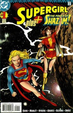Supergirl Plus The Power of Shazam 1 - Perceptions