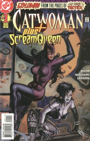 Catwoman Plus Scream Queen édition Issues (1997)