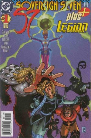 Sovereign Seven Plus Legion of Superheroes édition Issues (1997)
