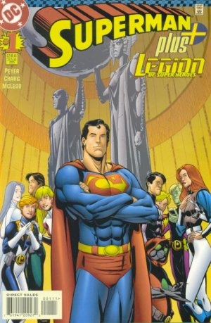 Superman Plus Legion of Super- Heroes édition Issues (1997)