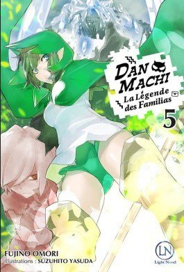 DanMachi – La légende des Familias 5 Simple