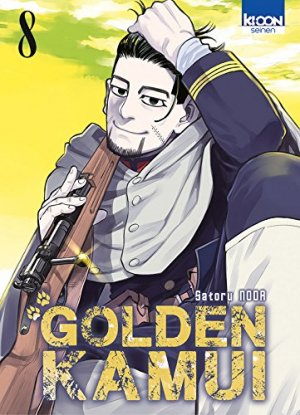 Golden Kamui # 8