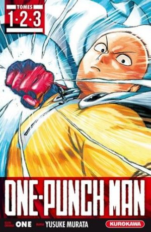 One-Punch Man édition Coffret 2017