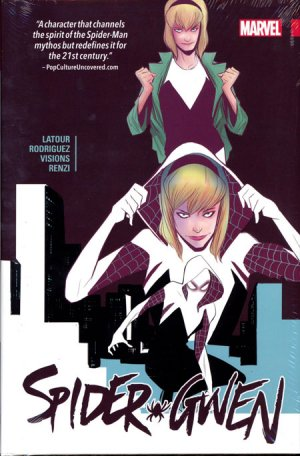 Spider-Gwen édition TPB Hardcover (2017)