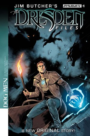 Jim Butcher's The Dresden Files - Dog Men édition Issues (2017)
