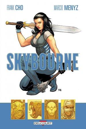 Skybourne édition TPB hardcover (cartonnée)