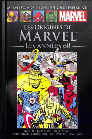 Marvel Comics, la Collection de Référence 73