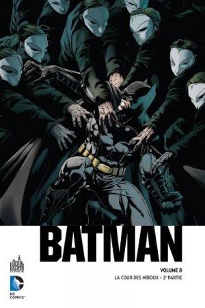 Batman # 8 TPB hardcover (cartonnée) - Premium (2016)