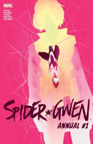 Spider-Gwen édition Issues V2 - Annual (2016)