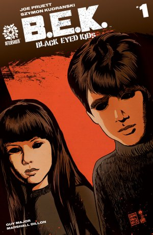 Black-Eyed Kids édition Issues (2016 - Ongoing)