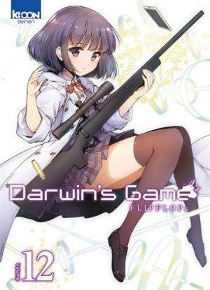 Darwin's Game # 12
