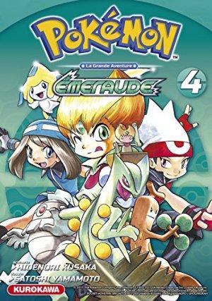 Pokémon 4 Rouge Feu et Vert Feuille/Emeraude
