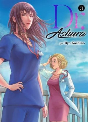 Dr. Ashura # 3