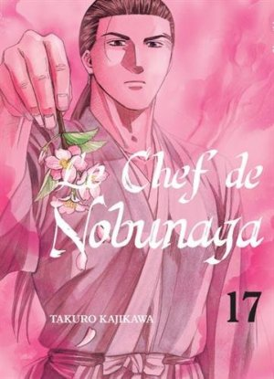 Le Chef de Nobunaga # 17