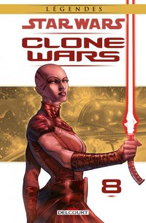 Star Wars - Clone Wars T.8