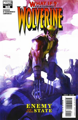 What If? - Wolverine - Enemy of the State édition Issue (2007)