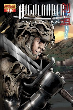 Highlander - Way Of The Sword édition Issues (2007 - 2008)