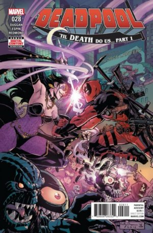 Deadpool # 28 Issues V5 (2016 - 2018)