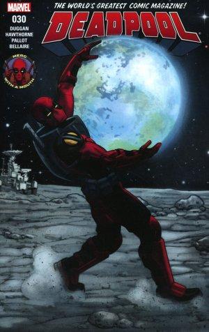 Deadpool # 30 Issues V5 (2016 - 2018)