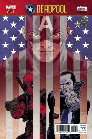 Deadpool # 31 Issues V5 (2016 - 2018)
