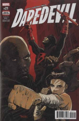 Daredevil # 21 Issues V5 (2015 - 2018)