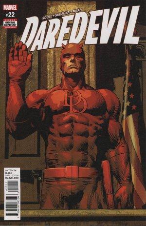 Daredevil # 22 Issues V5 (2015 - 2018)