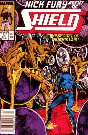 Nick Fury # 5 Issues V3 (1989-1993)