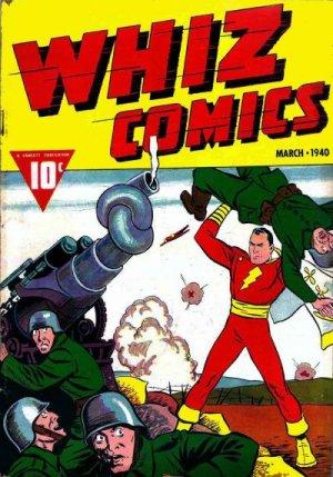 WHIZ Comics # 2 Issues (1940 - 1953)