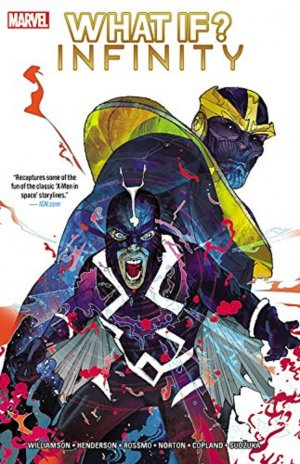 What if? Infinity édition TPB softcover (souple)
