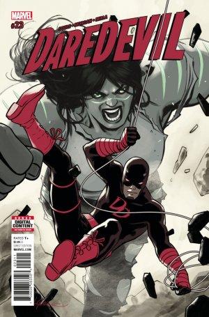Daredevil # 23 Issues V5 (2015 - 2018)