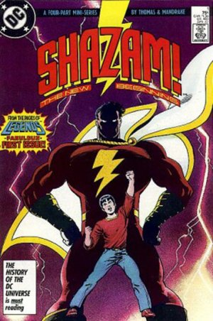 Shazam! - The New Beginning édition Issues (1987)