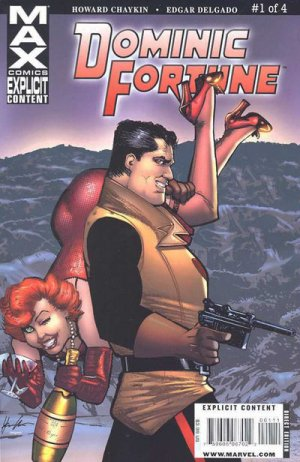 Dominic Fortune édition Issues (2009 - 2010)