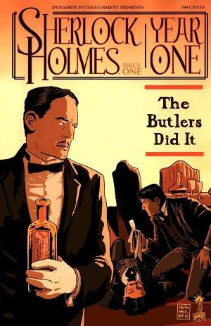Sherlock Holmes - Les Origines édition Issues (2011)