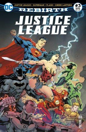 Justice League # 3 Kiosque V1 (2017 - En cours)