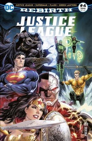 Justice League # 4 Kiosque V1 (2017 - En cours)