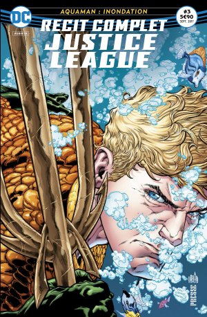 Recit Complet Justice League # 3