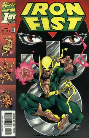 Iron Fist édition Issues V3 (1998)