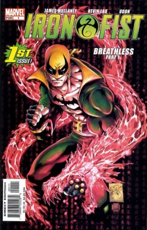 Iron Fist édition Issues V4 (2004)